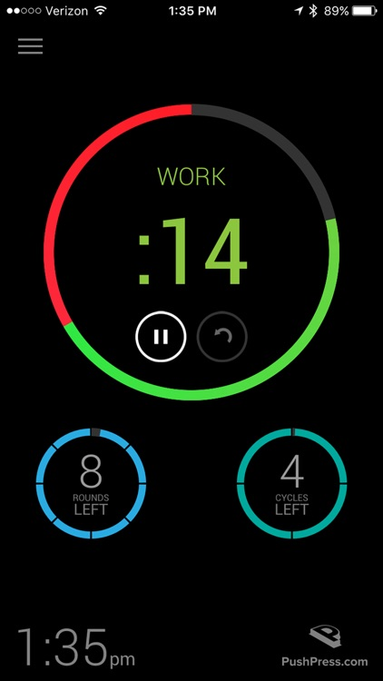 PushPress Timer Pro screenshot-0