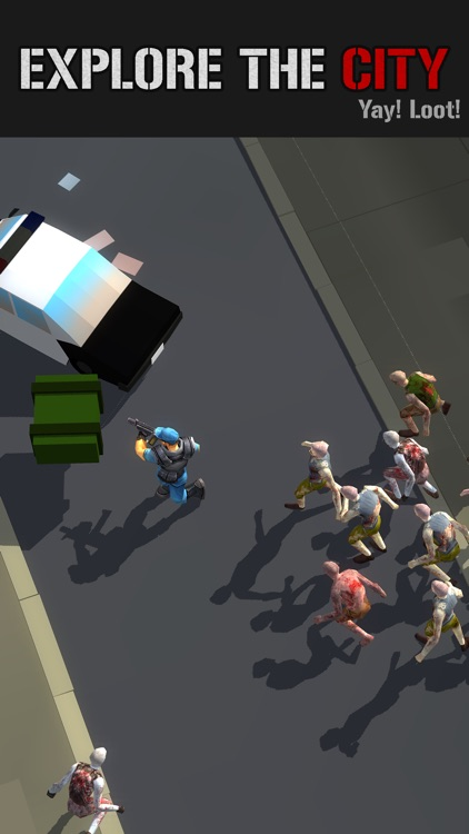 Project Z: Zombie Survival 3D by Fun Games For Free screenshot-3