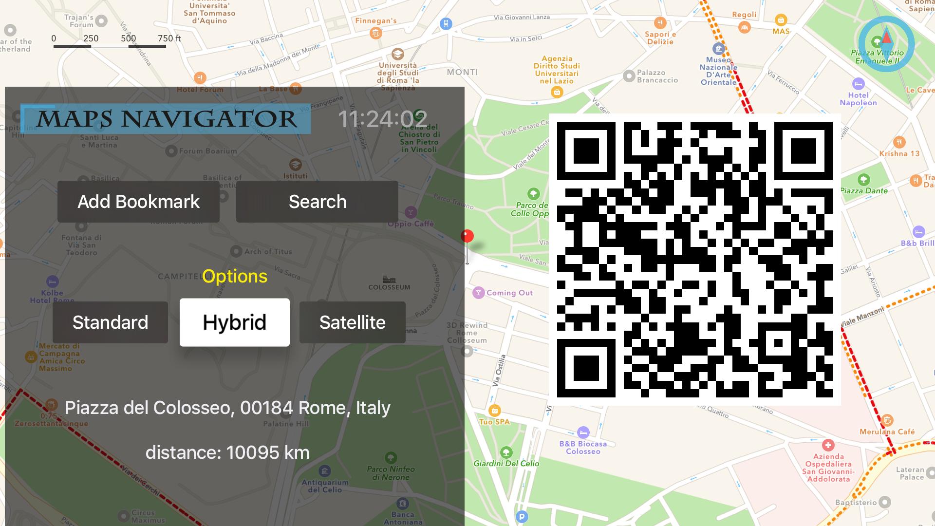 Maps Navigator screenshot 4