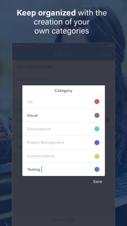 Gone Tasks - Free To Do List Project Manager & Daily Team Task Productivity Planner screenshot-4