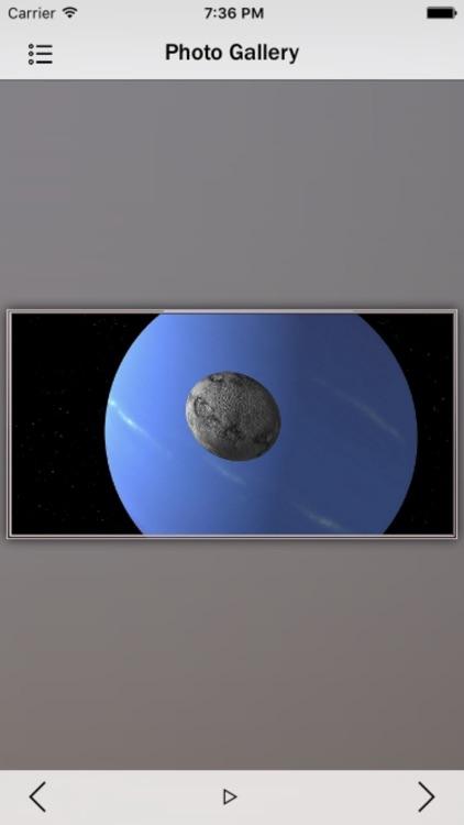 Solar System Details screenshot-4