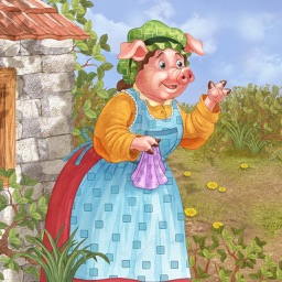 Three Little Pigs Fairy-Tale