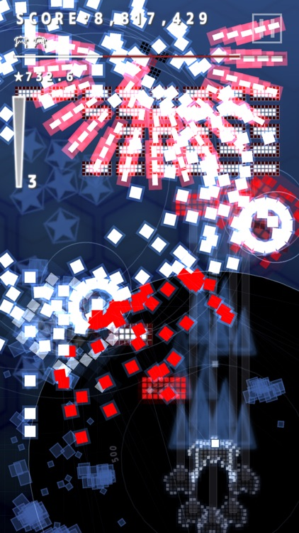 .Decluster Zero: Bullet Nocturne screenshot-0