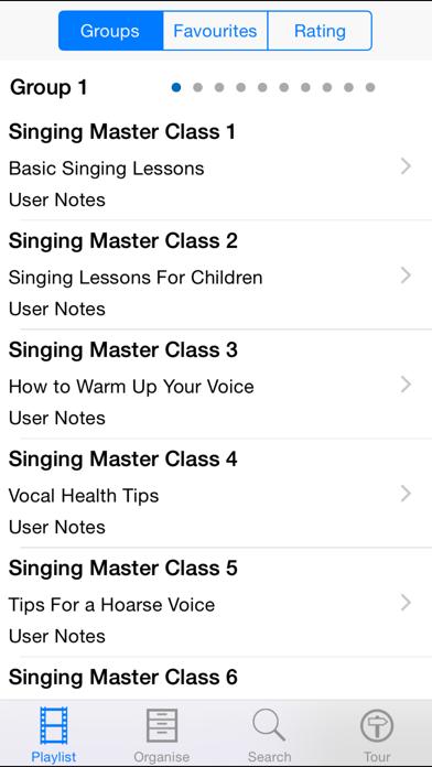 点击获取Singing Master Class