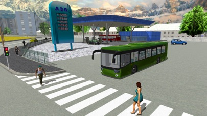 Bus Simulator 3D 2016のおすすめ画像5