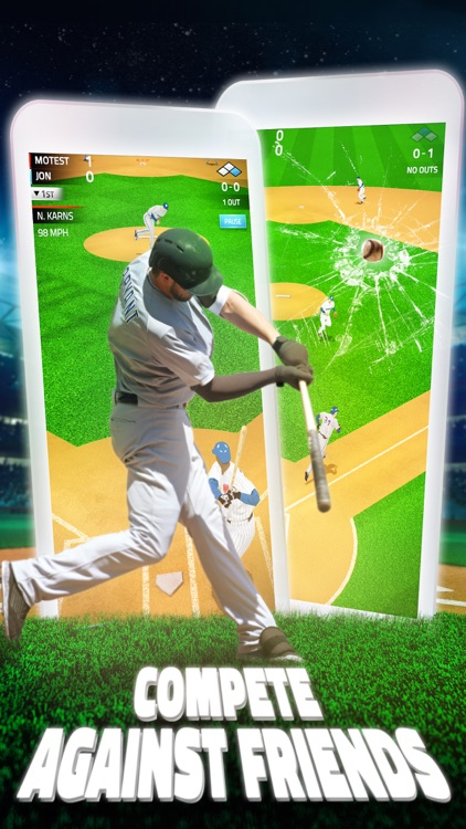 Tap Sports Baseball 2016 screenshot-3