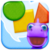 Shapes with Dally Dino - Preschool Kids Learn with A Fun Dinosaur - Selectsoft