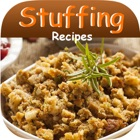 Stuffing Recipes - 200+ Stuffing Or Dressing Recipes with Chicken,Fruit ,Italian Sausage,Vegetable,Mushroom,Pork,Corn,Meatballs icon