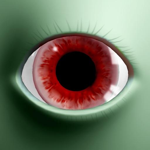 myEye - Interactive Eye + 2of6 matching game