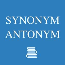 English Synonym Antonym