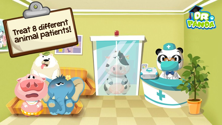 Dr. Panda Hospital screenshot-0