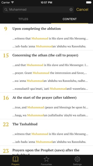 myDua: Hisnul Muslim, Daily Prayers on the App Store