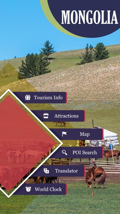 Mongolia Tourist Guide