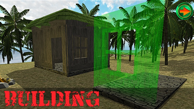 Survival Island 3D PRO screenshot-0