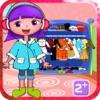 爱丽丝公主娃娃冒险换装 - 免费儿童英语早教小游戏
