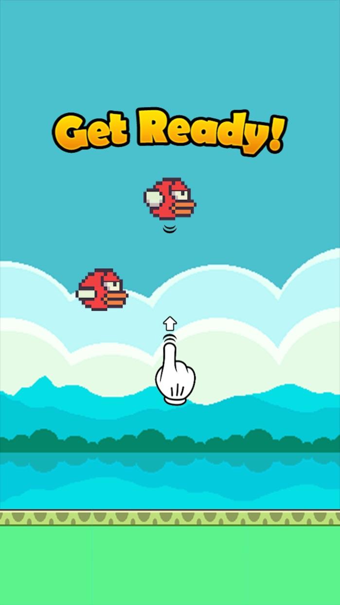 Super Bird: Let.Go! Screenshot
