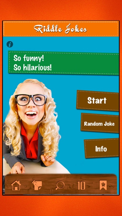 Riddle Jokes - Funny Questions & Answers screenshot-4