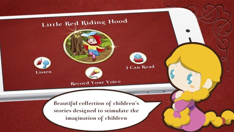 Classic Fairytales for Kids v1- Audiobook screenshot-1