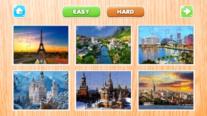 City Puzzle for Adults Jigsaw Puzzles Games Free screenshot three