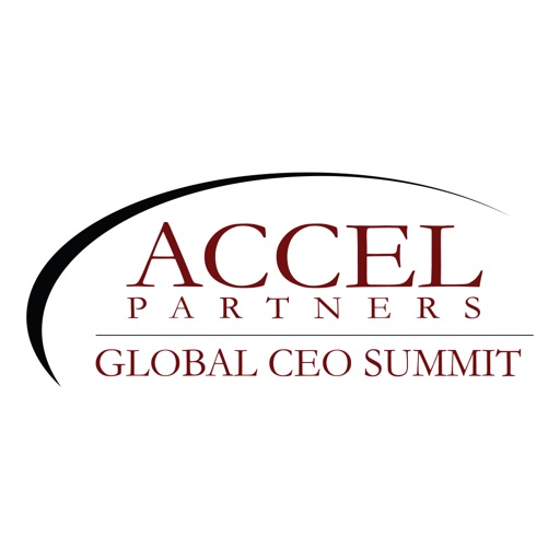 Accel Global CEO Summit icon