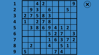 Classic Sudoku Touch