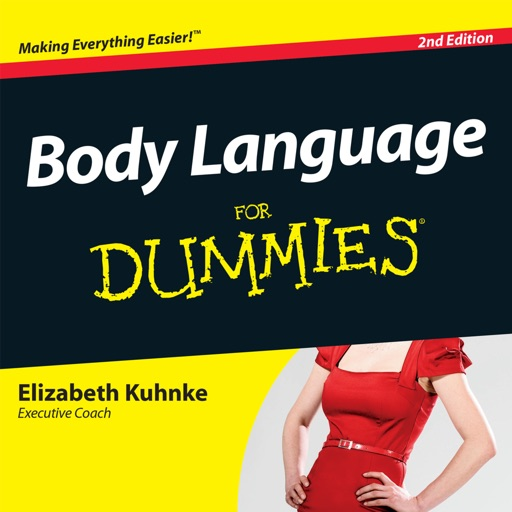 Body Language For Dummies - Official How To Book, Inkling Interactive Edition