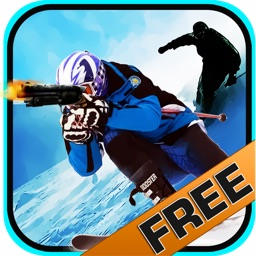 Alpine Ski Cross Country Shooter Cup - Fun Racing Winter Skiing Game For Boys Over 8 FREE