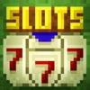 スロット マインクラフト - 無料 ゲーム (Slots of Pixels - Minecraft Edition)
