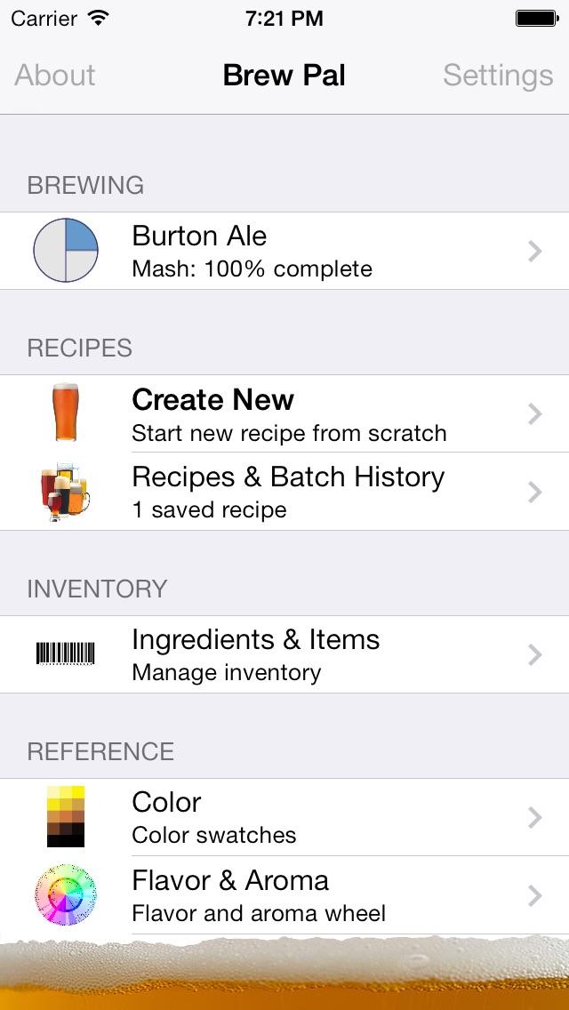 Brew Pal review screenshots