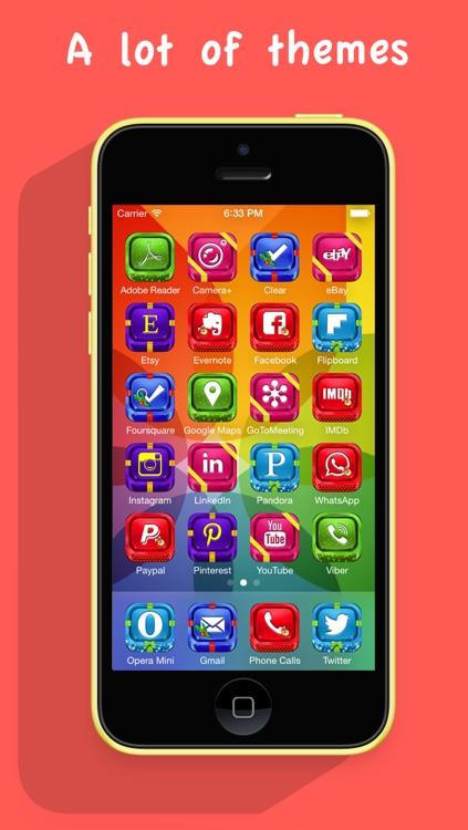 Customize My Screen - Free screenshot-3