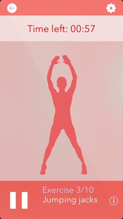 Girls' Daily Workout Challenge: fitness exercise program and workout trainer, no equipment personal mobile fitness training, just calisthenics for women