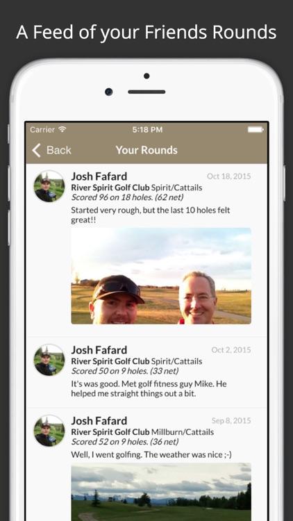 GolfJet Connect screenshot-4
