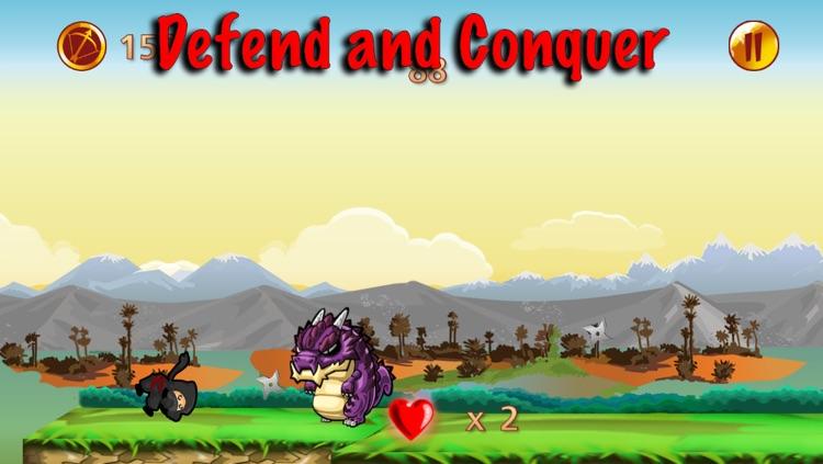 Ninja Vs. Dragons: Elite Dragon-Slayer