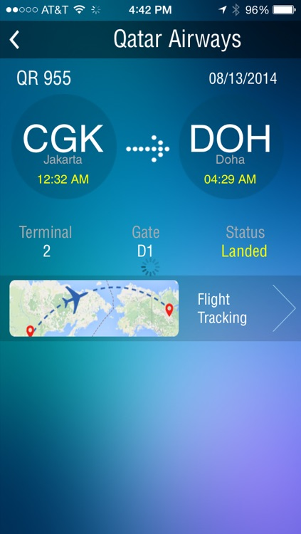 Doha Airport - Flight Tracker DOH Qatar screenshot-3