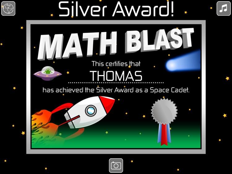 Math Blast screenshot-4