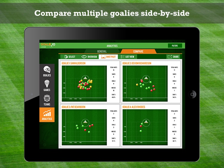 Goalie IQ screenshot-4