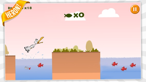 Fisher Birds HD Screenshot