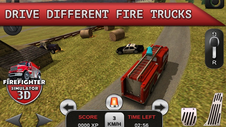 Firefighter Simulator 3D screenshot-1
