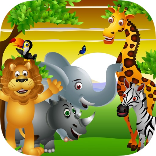 Animals of the Savana Pro - Amazing Hidden Objects for Kids