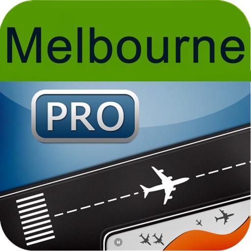 Melbourne Airport - Flight Tracker