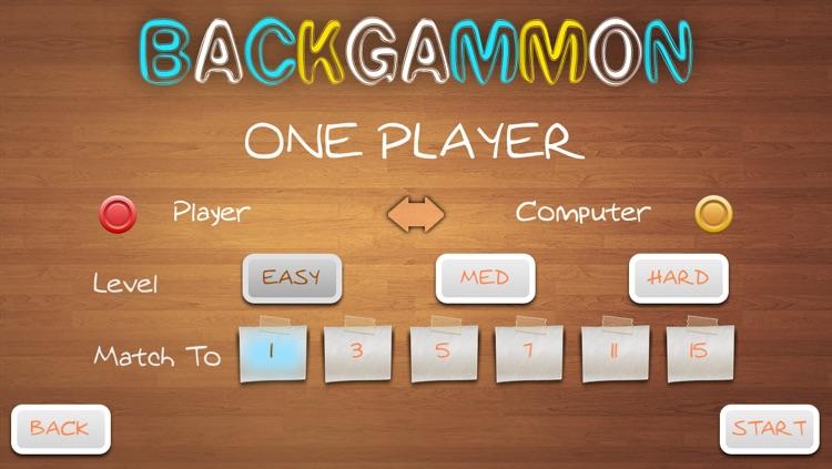 Backgammon Free