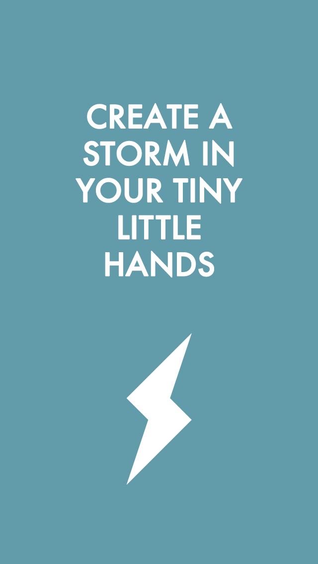Storm Sounds: Make it Rain in Your Handのおすすめ画像4
