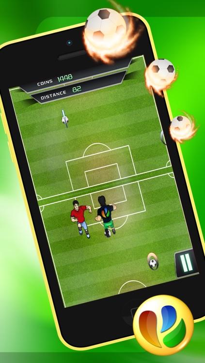 A Fun Soccer Sports Game screenshot-3