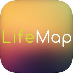 LifeMap - A kedvezménytár
