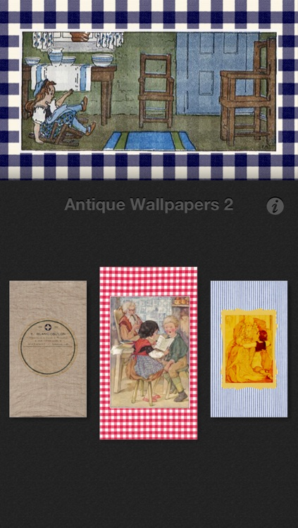 Cute & Antique Wallpapers screenshot-4