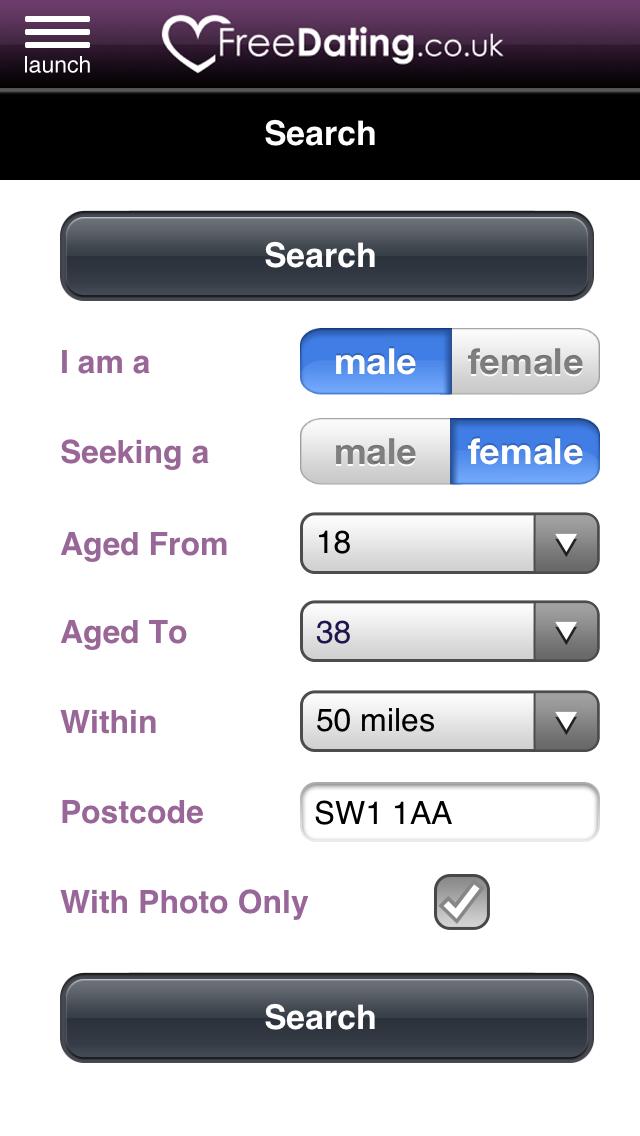 Free Dating screenshot two
