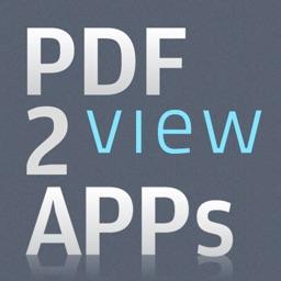 Pdf2Apps view