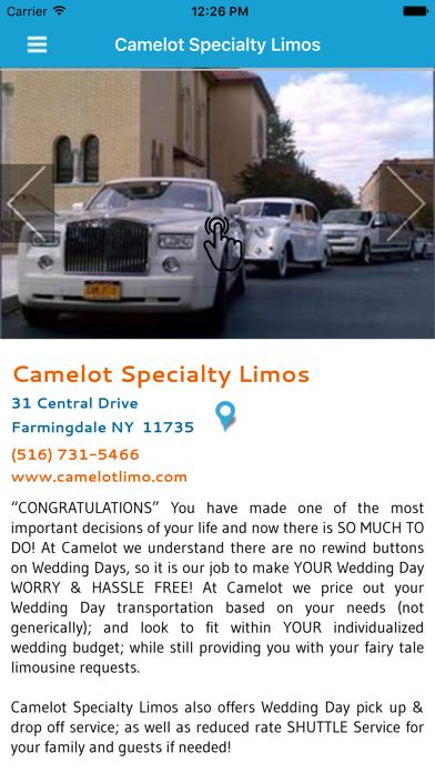 Camelot Specialty Limos | App Price Drops