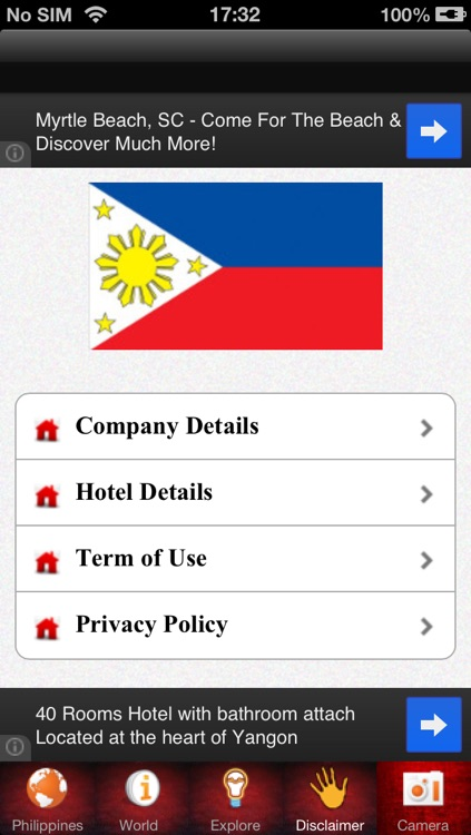 Philippines Hotel Booking 80% Off screenshot-3