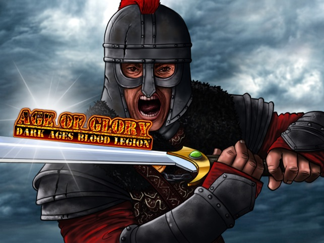 Age of Glory: Dark Ages Blood Legion Empire (Top Cool Game for Boys, Girls, Kids & Adults)
